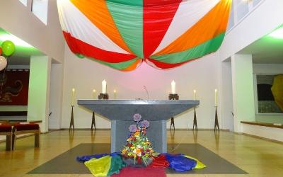 Christus König - Pfarrfest 12.06.2016