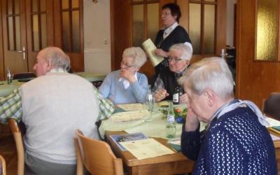 Senioren St. Peter und Paul - Frühlingsfest 06.04.2015