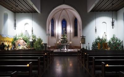 St. Peter und Paul - Krippe 20.12.2016